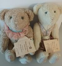 Bears by Artist Wendy Brent (Cert of Authenticity included) COLUMBIA