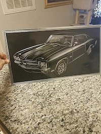 Metal picture of Chevelle