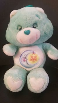 "35yr old 1983 kenner 13"" care bear Henderson, 89014"