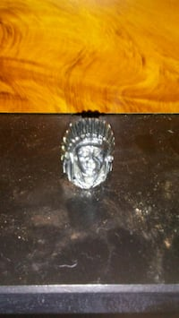 Stainless Steel Indian Head Ring Rochester, 14606