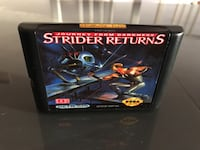 STRIDET RETURNS, Sega Mega Drive PAL Sevilla, 41020