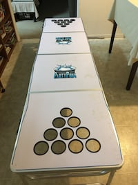 Party/Beer pong foldable 8 foot table Orlando, 32817