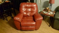 Red leather rocker recliner  Cleveland, 37312
