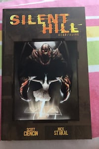 Silent Hill comics - dead/Alive Cambridge, N1R 8J1