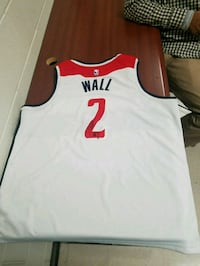 Signed John Wall Jersey Washington, 20018