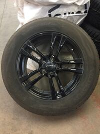 17 inch jeep cherokee mags Montréal, H1G 6C4