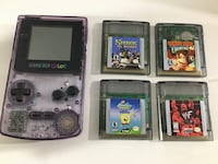 GameBoy color with games Las Vegas, 89119