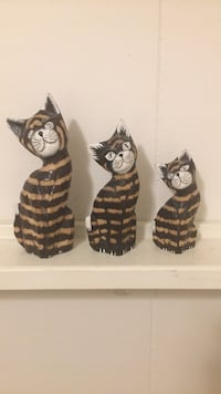 3 kittens from Bali - decorations London, N5X 2A5