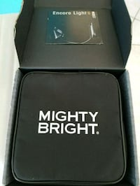 Might Bright clip on table light Avondale, 85323