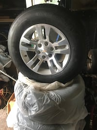 18 inch rims comes with new tires Pasadena, 77505