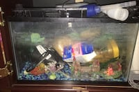 Fish tank and all accessories for sale Toronto, M6M 5B3