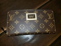 Authentic Lv wallet New Orleans