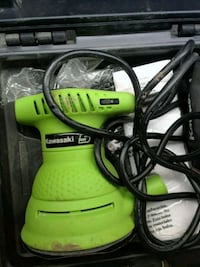 green and black corded power tool Brea, 92821