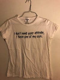 I don't need your attention T-shirt  East Berlin, 17316