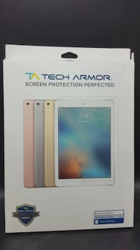 Tech Armor Screen Protection Perfected for 9.7 inch iPad Pro 2235 mi