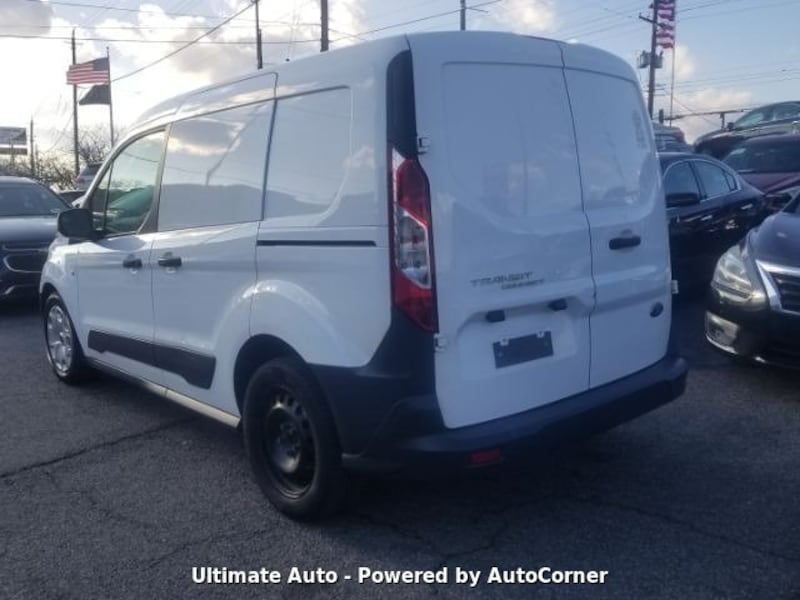 Ford Transit Connect 2017 16
