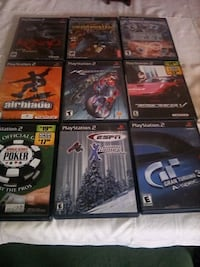 Playstation 2 Games Fountain