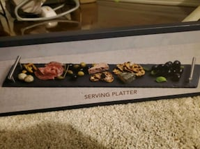 Serving plater