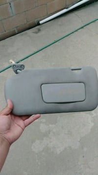 2005 NISSAN ALTIMA LEFT VISOR WITH LIGHTED MIRROR Ontario, 91764
