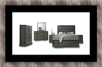 11pc Kate bedroom set with mattress Temple Hills