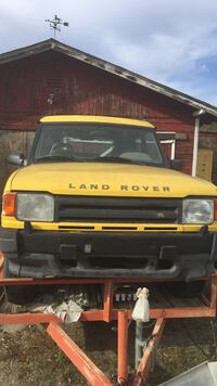 Land rover - discovery - 1994