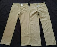 Boys Childrens Place Khaki/Uniform Pants Size 18 Greater Landover, 20785