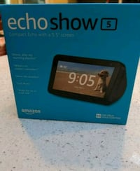 Echo Show 5 never opened Tysons, 22182