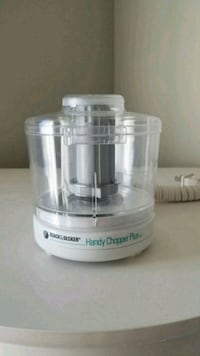 Black & Decker HandyChopper Plus