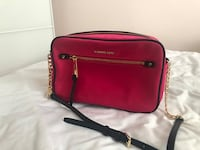 HOT PINK MICHAEL KORSE PURSE