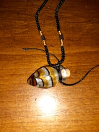 New Miniature Glass Bottle Necklace