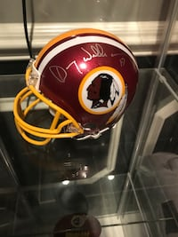 Autograph Jordan reed,Doug Williams,Dj swearinger Bensville, 20695