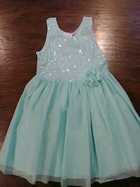 Mint sequence top Children's Place dress Robertsdale, 36567