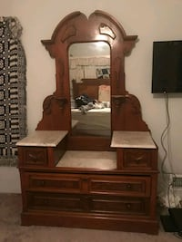 Antique Vanity Arcadia, 91007