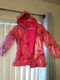 6X Wippette Kids Jacket 2317 mi