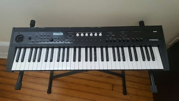 New unused Korg ps60 synthesizer