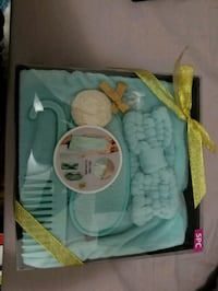 5 pc bath pampering set