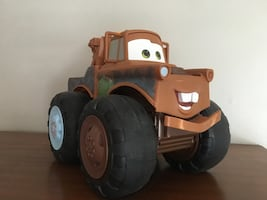 Disney Cars Tow Mater Max Tow Truck