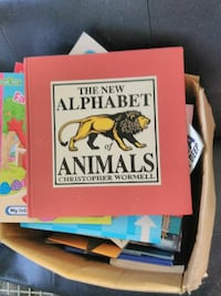 ALPHABET ANIMAL BOOK San Antonio, 78237
