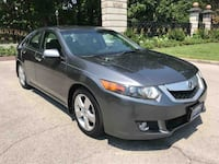 2009 acura tsx one owner no accident  684 mi