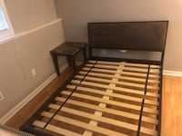 Storehouse Full Bed & mattress Silver Spring, 20905