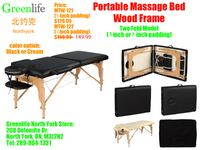Portable Massage table/Facial/Tattoo/Eye Lash bed,from 99.99 多伦多