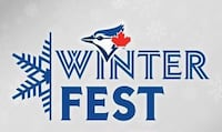 Blue Jays Winter Fest - 2 tickets (Sunday) Toronto, M4V 1Y9