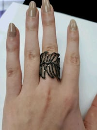 Sterling silver ring size 7 Markham, L3T