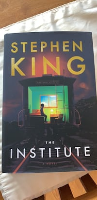 Stephen King The Institute Livonia, 48154
