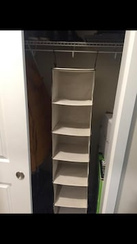 Hanging storage for clothes or other items Newport News, 23602
