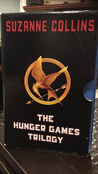 The Hunger Games Trilogy Edmonton, T5X 4Z2