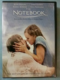 The Notebook dvd Glen Burnie