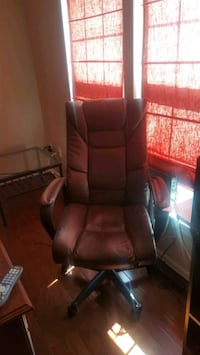 Leather Office chair Alexandria, 22304