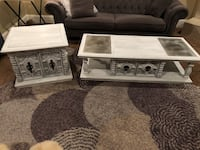 Coffee Table & End Table Provo