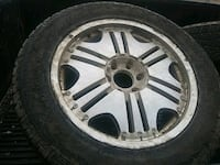 275,55,20 inch tires set of 4 on ford 6 bolt rims